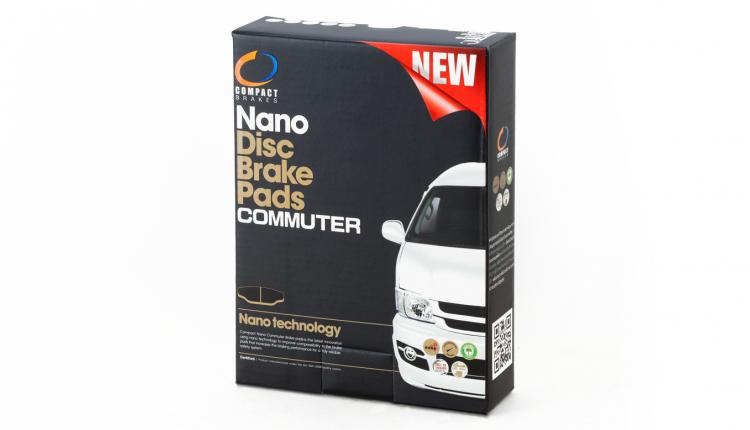 ดิสก์เบรกคอมแพ็ค รุ่น Nano Commuter